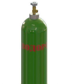 Водород технический (40л)