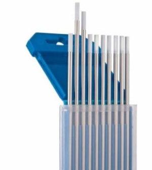 Электрод  вольфрамовый серый WC-20  d=1,6 mm SOLARIS, TIG сварка