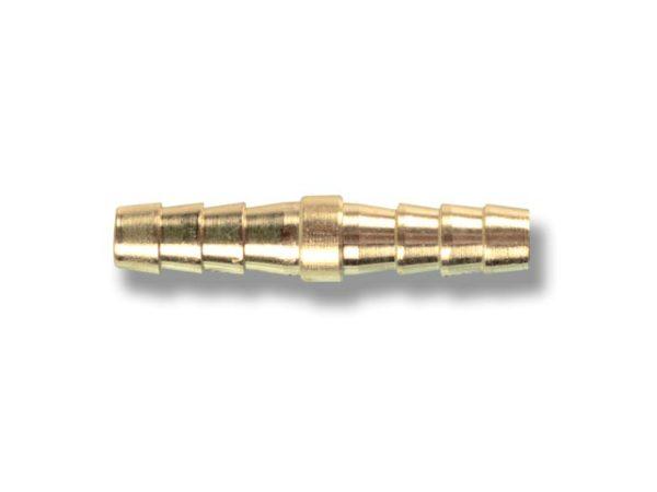Соединение ёлочка 8 мм двухсторонняя(латунь) ЕСО