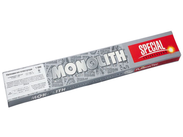 Электроды Т-590   ТМ Monolith д.4/уп1кг
