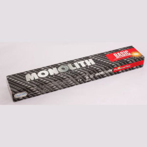 Электроды УОНИ- 13/55  Плазма ТМ Monolith  д.3мм, уп. 2,5 кг