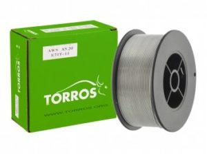 Проволока алюминиевая TORROS   ER5356 д.1,0 / 0,5 кг катушка D-100