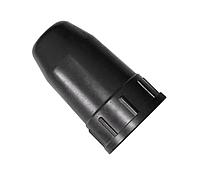 Колпак пластиковый универсальный черный (на баллон)
