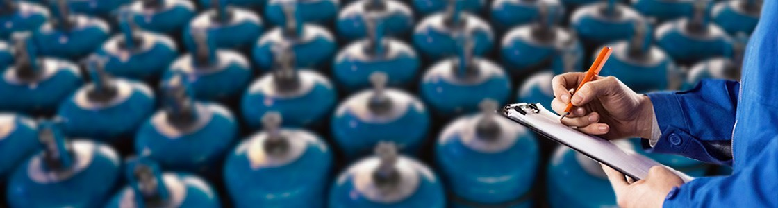ремонт и освидетельствование газовых баллонов в минске