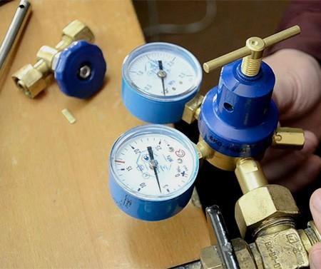 газовый редуктор минск