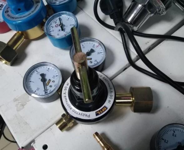 газовый редуктор купить в минске