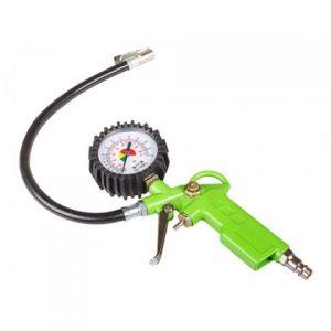 Пистолет для подкачки шин с манометром ECO