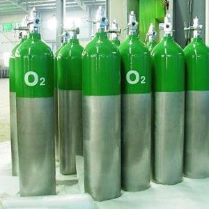 применение кислорода