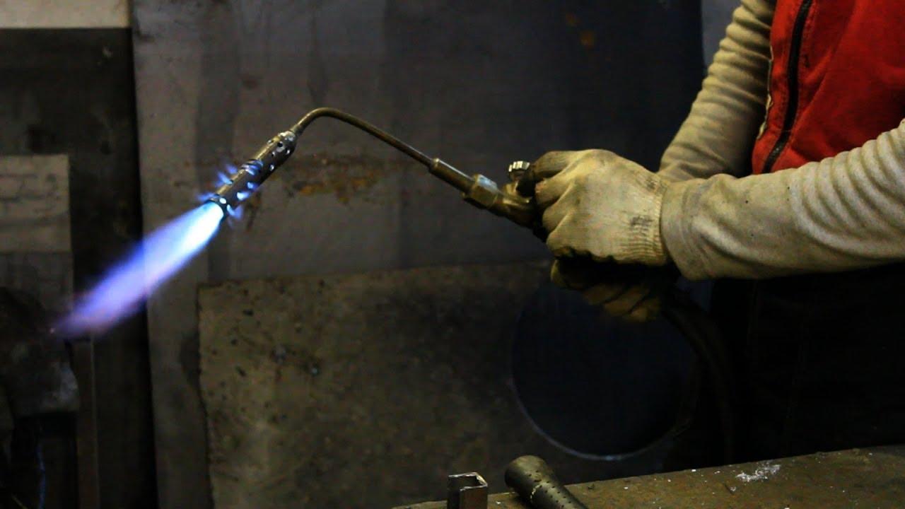 Как выбрать газовую горелку для сварки